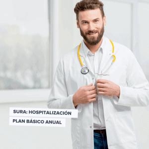 Plan Hospitalización Seguros Sura | Hasta 1 año