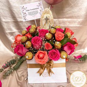 Arreglo Floral Suizo - Cúcuta