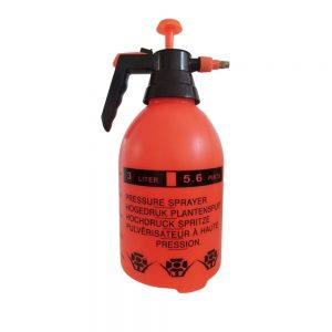 Aspersor Fumigadora Manual de 3 litros