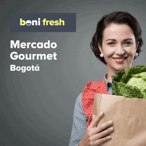 Canasta Gourmet - Comunidad Agrícola (Bogotá)