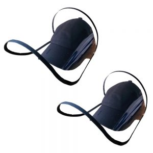 2x1 gorras con careta protectora removible