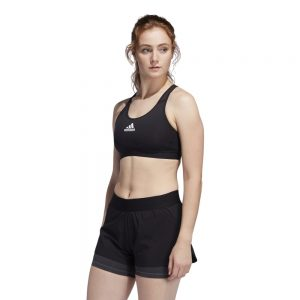 Top Deportivo Negro Colores | Don't Rest Logo Bra | Adidas