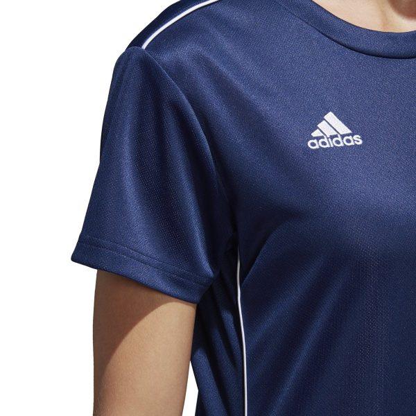 Camiseta Mujer Adidas Practice Jersey Core 18 Navy/White   Original