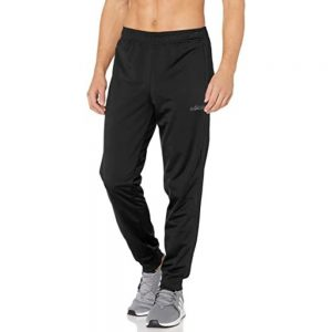 Pants Adidas Essentials 3-Stripes Tapered Tricot Black | Original