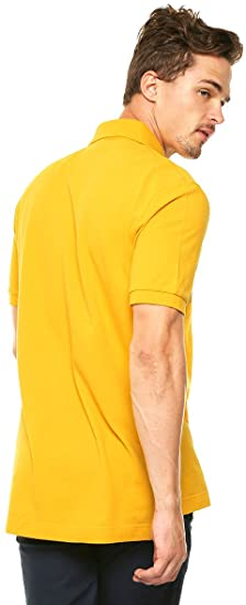 Polo Hombre Tommy Hilfiger Classic Fit Ivy Tommy Yellow | Original