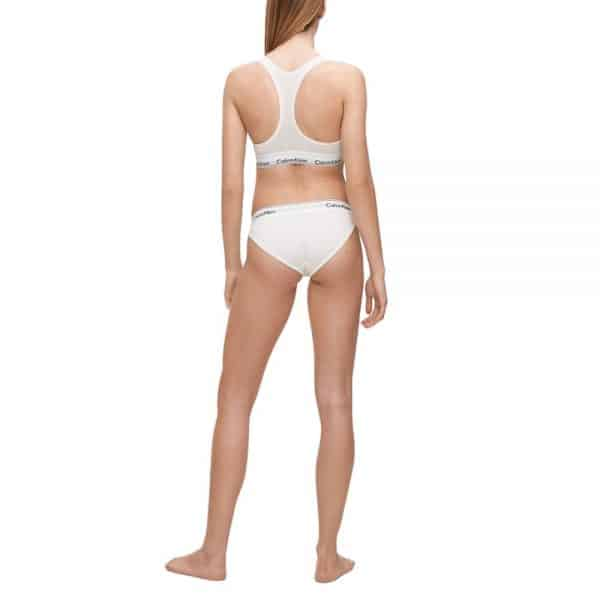 Panty Mujer Calvin Klein Modern Bikini White | Original