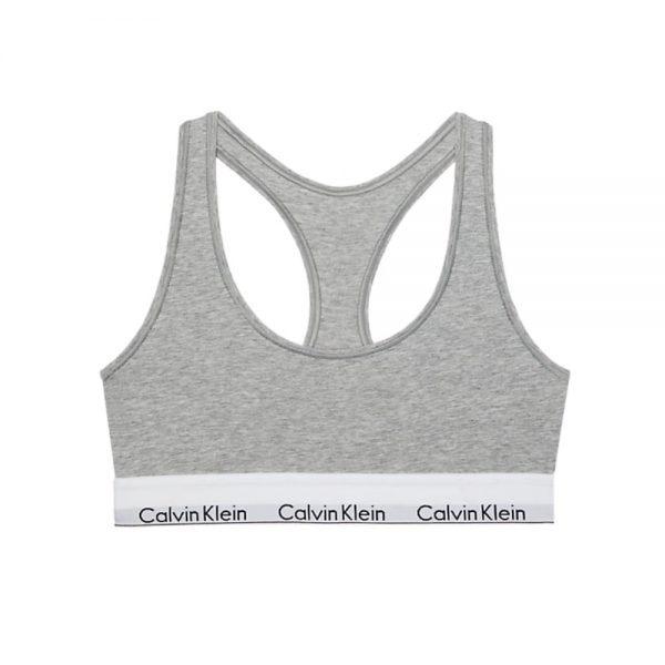 Bralette Calvin Klein Modern Cotton Grey | Original
