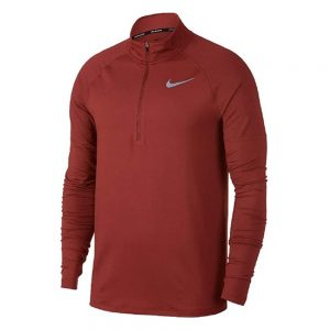 Buzo Nike Dri-Fit Men 1/2 Zip Running Red | Original