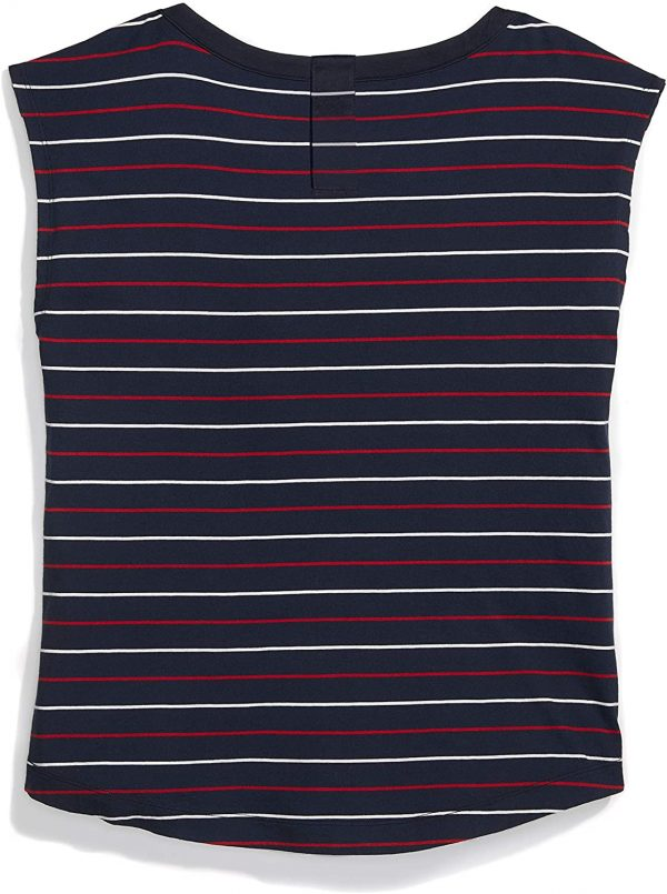 Top Tommy Hilfiger Short Sleeve Stripes  | Original