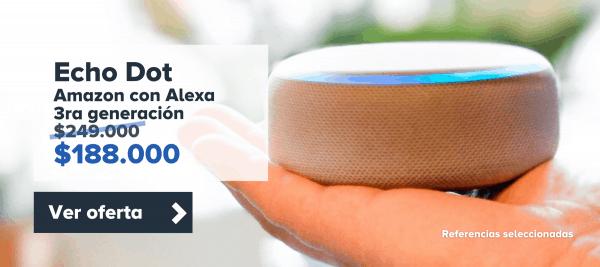Encuentra Amazon Echo Dot 3 - Electrónica, Audio y Video en boni.com.co