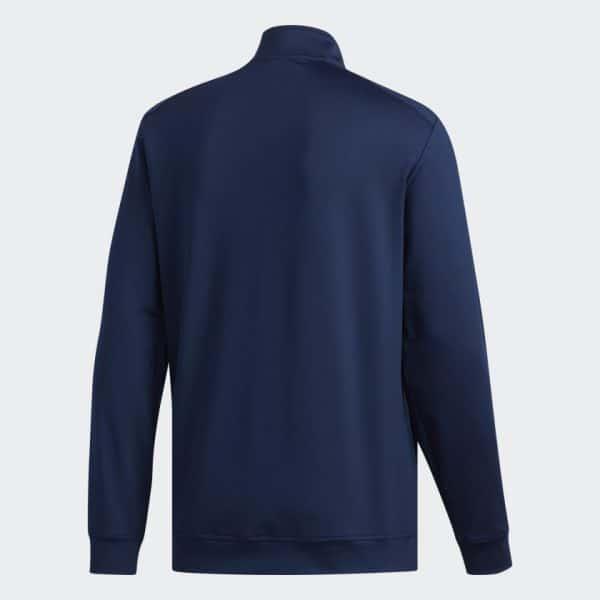 Buso Adidas Classic Club 1/4 Zip Sweatshirt Blue | Original