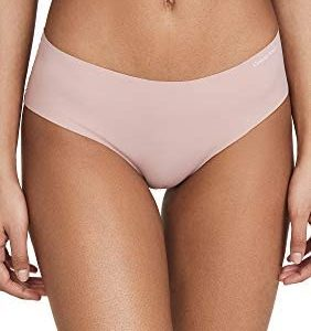 2-Pack Panty Mujer Calvin Klein Invisible Hipster Nymphys - Pink | Original
