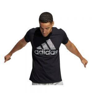 Camiseta Adidas Badge Of Sport Intercept Tee Black | Original