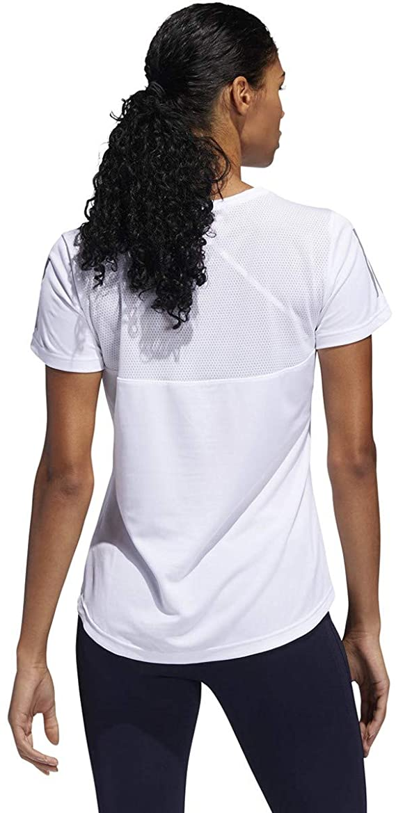 Camiseta Mujer Adidas Own The Run White | Original