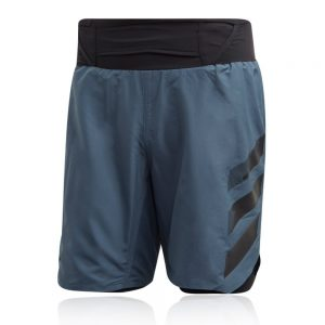Short Hombre Adidas Terrex 2 en 1 Blue Grey | Original