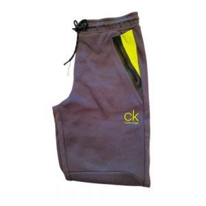 Jogger Hombre Calvin Klein Scuba Interlock Drawstring Grey - Green | Original