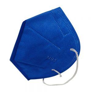 2x1: Lleva 20 paga 10 Tapabocas N95 Azul. Termosellados 5 capas INVIMA. Empaque individual - Unidad $3745