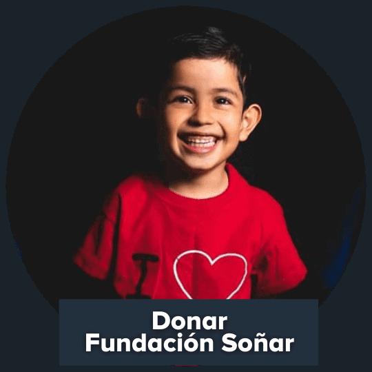 Donemos a la Fundacion Soñar Niños con Cáncer de Cúcuta en boni.com.co
