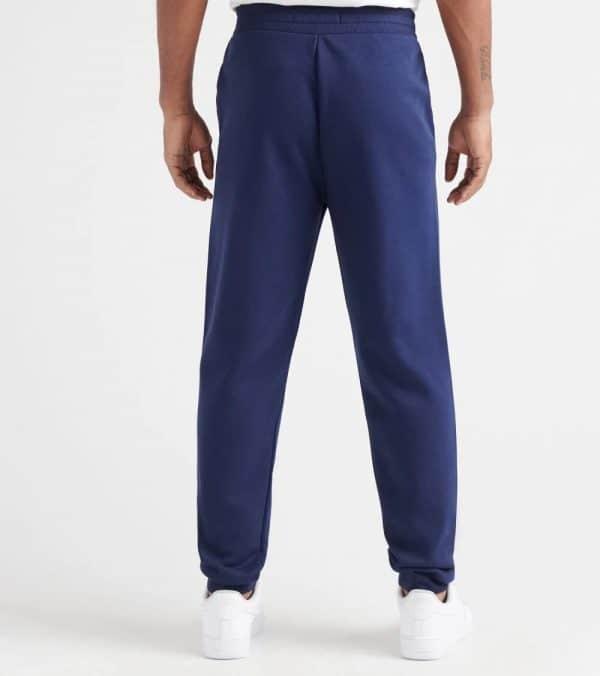 Joggers Calvin Klein Monogram Logo Fleece Navy | Original