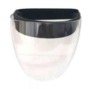 2x1 Caretas de Policarbonato 16 cm   Máscara o visor con protección UV