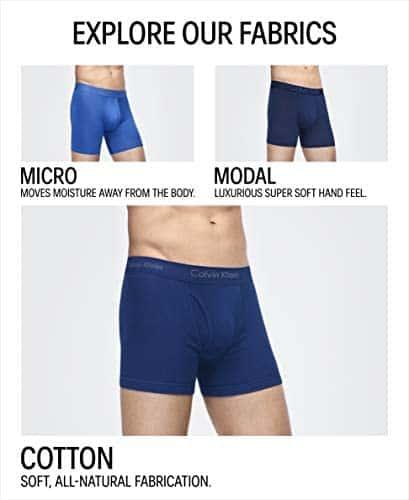 Pack 3 Boxer Hombre Calvin Klein Low Rise Trunck Stretch Colors   Original