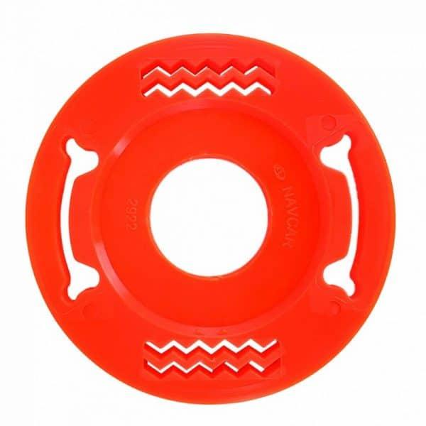 Juguete tipo frisbee de lanzar para perros razas medianas y grandes | Saturn ring