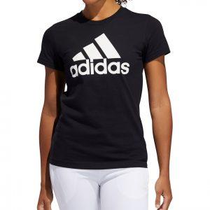 Camiseta Mujer Adidas Badge Of Sport T-Shirt Black | Original