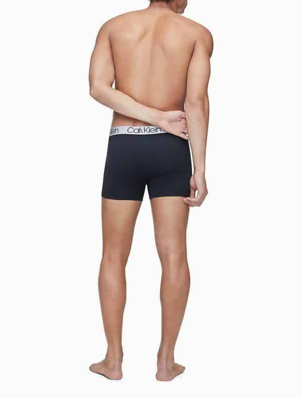 Pack 3 Bóxer Hombre Calvin Klein Chromatic Micro Boxer Trunk Black | Original