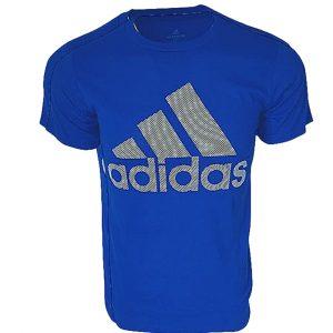 Camiseta Hombre Adidas Badge Of Sport Intercept Tee Printed Black | Original Copia